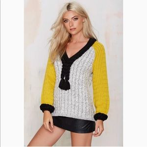 For love and lemons Knitz Billy Sweater